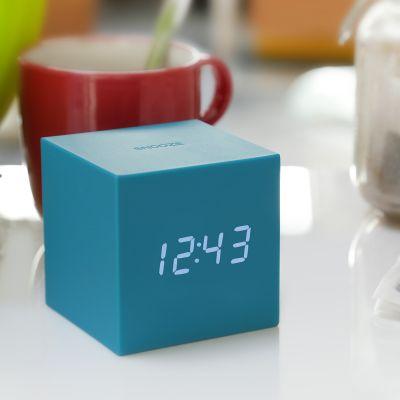 Tilbud - Gravity Cube Click Clock
