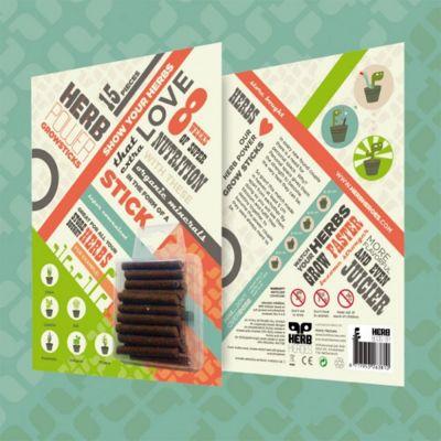 Nyt - Herb Power Stick Gødning