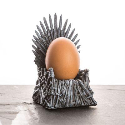 40 års fødselsdagsgave - Æggebæger trone med sværd