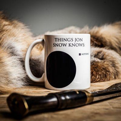 Kopper og glas - Jon Snow Krus