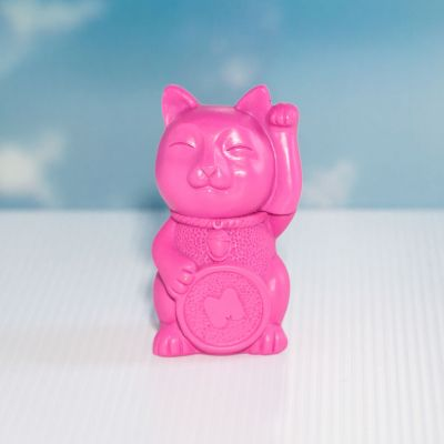 Sjove gaver - LuckyCat Tuschmarker I Pink
