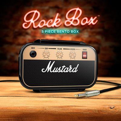 Udsalg - Mustard Rock & Roll Madkasse