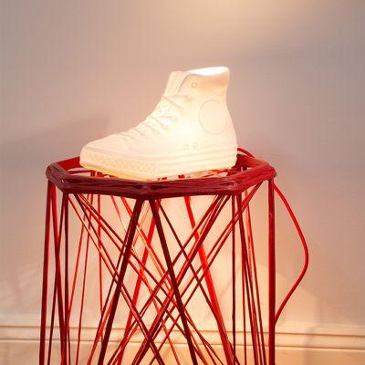 Retro ting - N.Y.C. Porcelæn Lampe