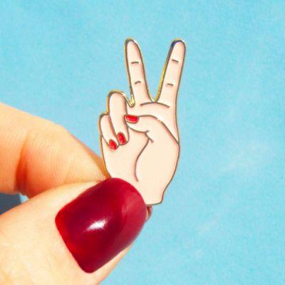 Accessoires - Peace pin