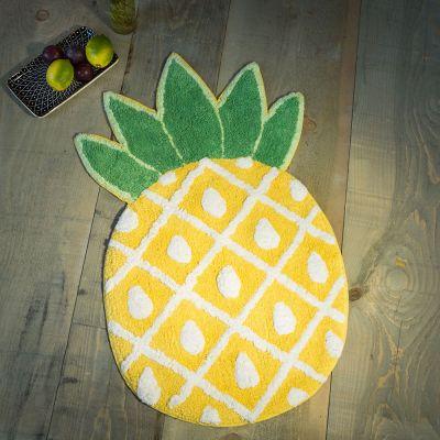 Deko - Ananas bademåtte