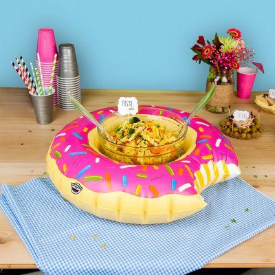 Strand & hav - Oppustelig Mini-snack donut bar