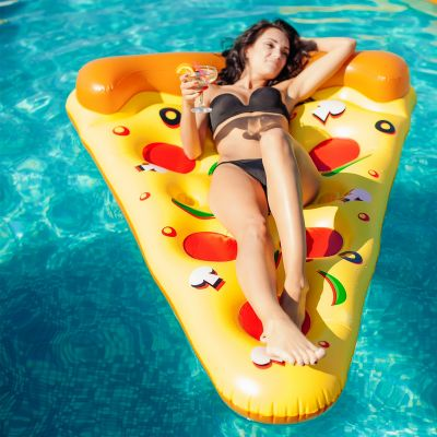 Strand & hav - Pizza luftmadras