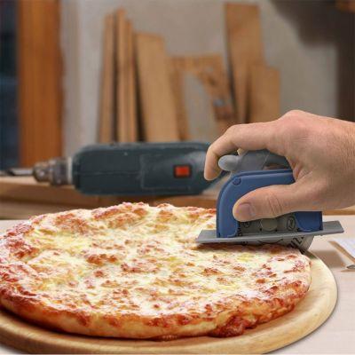 Fars dag gaver - Pizzaskærer som rundsav