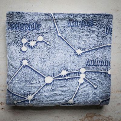 Mors dag gaver - Lysende tæppe med stjernehimlen