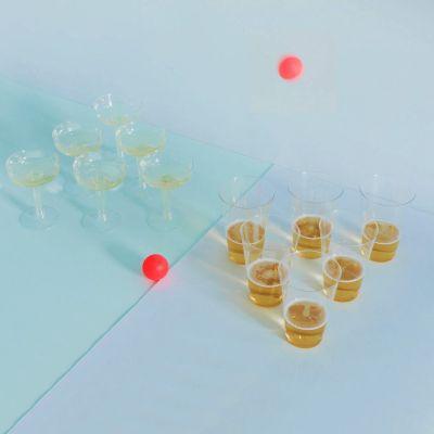 Grill- & Havefest - Prosecco og Beer Pong krig