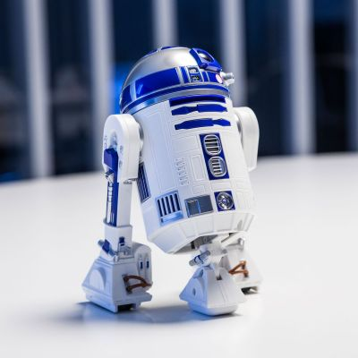 Gave til en pigeven - Sphero app-styret druide R2-D2