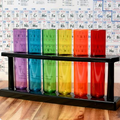 40 års fødselsdagsgave - Reagens Shotglas