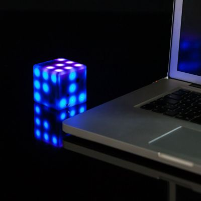 Gaver til bror - Rubik's Futurocube - Fremtidens terningeleg