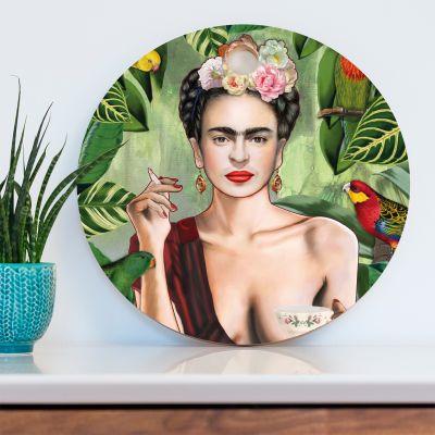 40 års fødselsdagsgave - Frida skærebræt