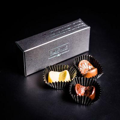 Sødt - Chokoladerøvhul