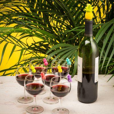 Cool køkkengrej - Ananas Prop og Glasmærker
