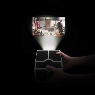 TV, Video & Foto - Smartphone projektør i karton