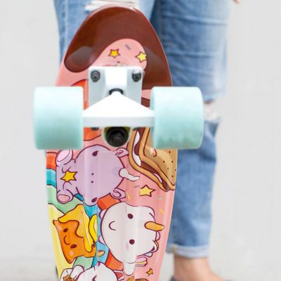 Gaver til børn - Enhjørning og Venner Skateboard