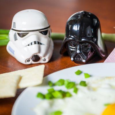Gaver til bror - Star Wars salt og peber sæt