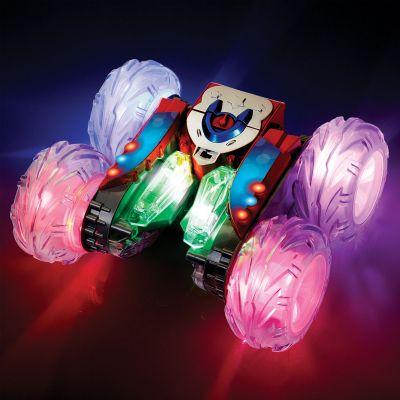 Sjov og spas - Stunt Racer 360 - Fjernstyret bil