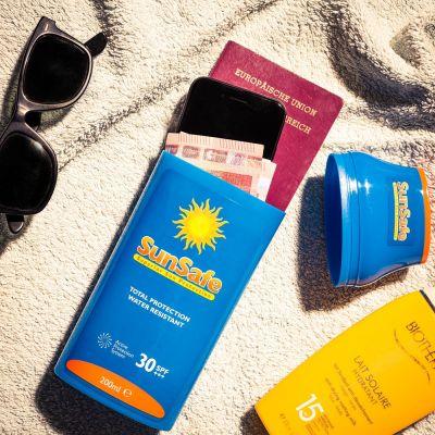 Strand & hav - Sun Safe Skjulested