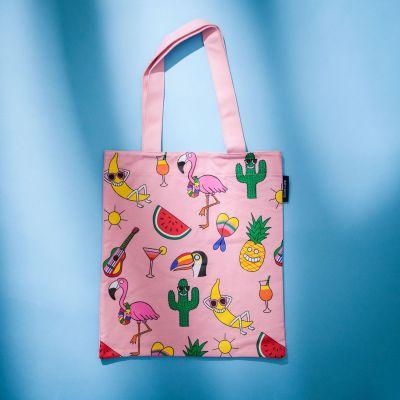Homewear & accessoires - Tropicool Indkøbsnet