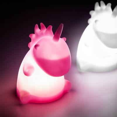 Valentinsdags gaver - Enhjørning lampe