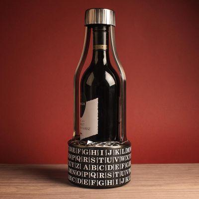 Valentinsdags gaver til mænd - Vin-Kryptex Vino Vault