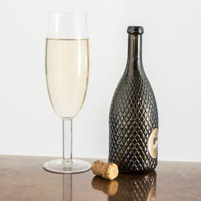 Gave til en pigeven - XL Champagneglas 0,75l