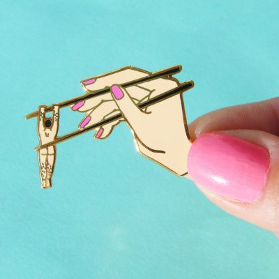 Accessoires - Yummy Pin