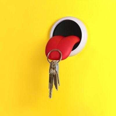 Gaver til par - Magnetisk tunge-nøgleholder