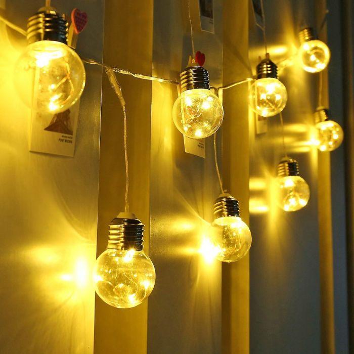 Mini LED pærer fairy lights