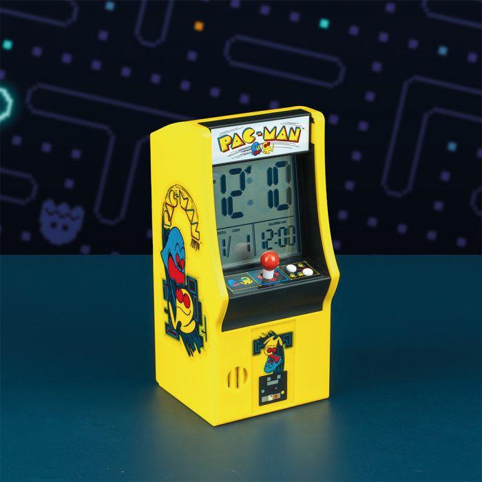 Pac-Man Arcade Vækkeur