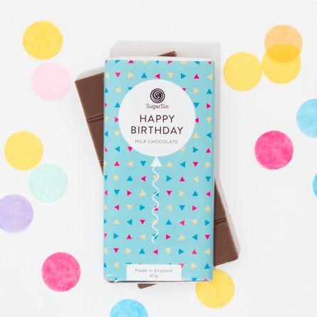Happy Birthday Mælkechokolade