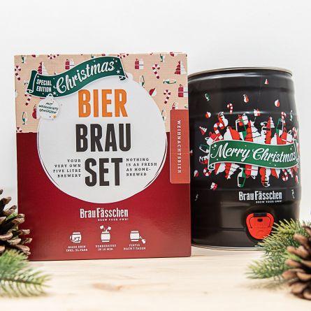 Ølbrygningskit - juleudgave