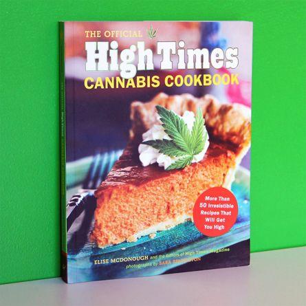 High Times cannabis-kogebog