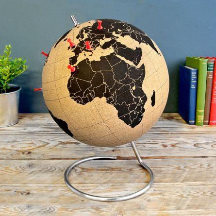 Globus i kork