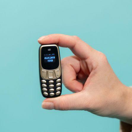 Verdens mindste mobiltelefon