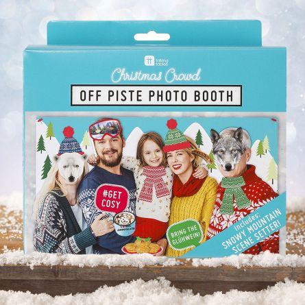 Off Piste Foto Booth kit til jul