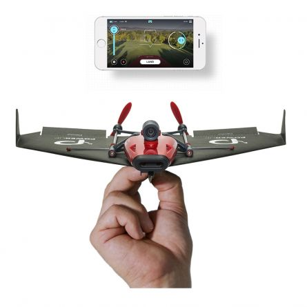 PowerUp FPV - Smartphone styret papirfly drone