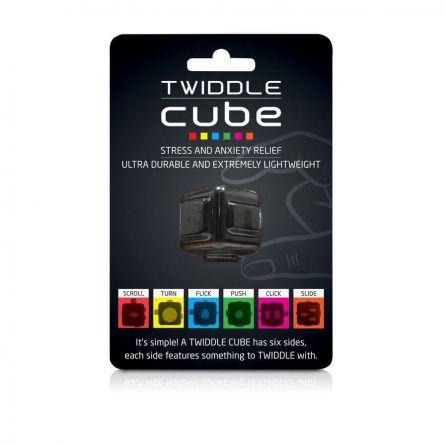 Twiddle Cube Anti-Stress-Terning