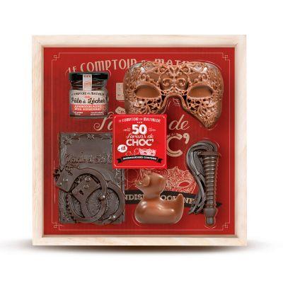 Sødt - 50 Shades af Chokolade
