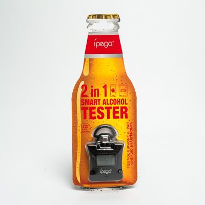 Gadgets til telefonen - Alkohol tester til smartphones