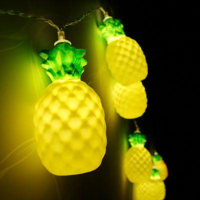 Belysning - Ananas Lyskæde