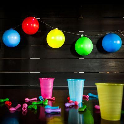 Belysning - Ballon Lyskæde