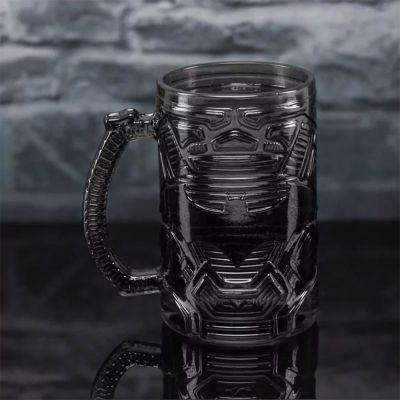 Nyt - Glas med Batman