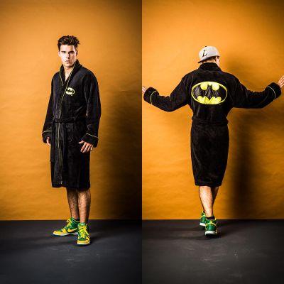 Gave til en drengeven - Batman badekåbe