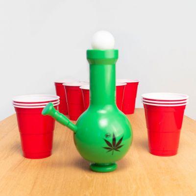 Drikke og Partyspil - Bong Pong drukspil