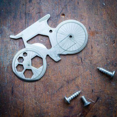 Cool redskaber - Cykel 13-i-1 Multiværktøj