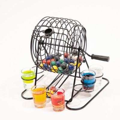 Drikke og Partyspil - Bingo drukspil